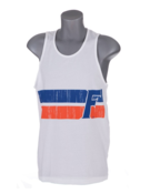 Image of FLORIDA GATORS MENS BROAD STRIPES TANK TOP