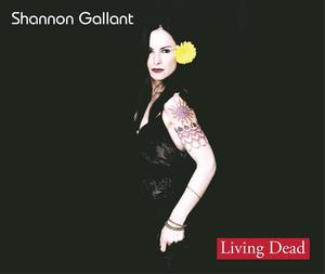 "Image of Shannon Gallant - ""Living Dead"" CD"
