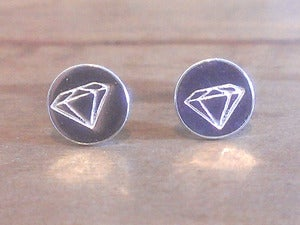 Image of DIAMOND studs
