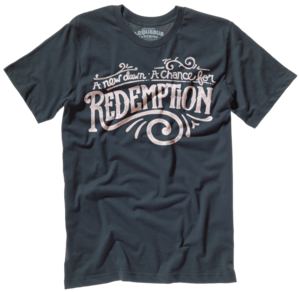 Image of REDEMPTION  NAVY