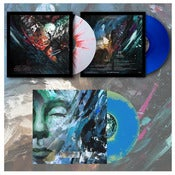 "Image of DK020: The Mire/Chronos - Split 10"" LP - Double Pack, Bundle w/ Volume II 12"" LP"