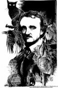 Image of Edgar Allan Poe