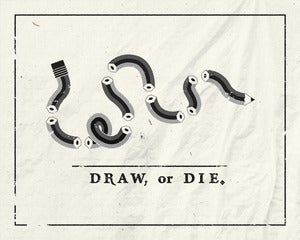 Image of Draw or Die