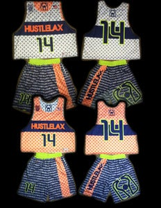 Image of 2012 Hustle Lax Uniform Mix Matches
