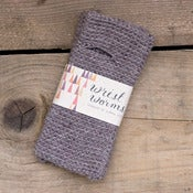 Image of Original Wrist Worms, Wool, Dark Beige