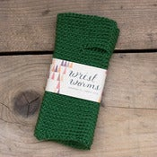 Image of Original Wrist Worms, Wool, Green