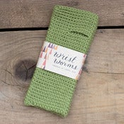 Image of Original Wrist Worms, Merino Wool, Apple Green
