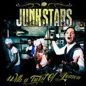 Image of JUNKSTARS - With A Twist Of Lemon [CD]