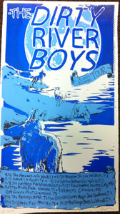 Image of Limited Edition Tour Poster