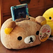 Image of Porte tlphone portable Rilakkuma