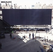 "Image of BROLIN 'NYC' 7"" SINGLE"