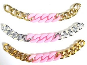 Image of Luna Bracelet in Light Pink
