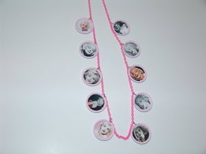 Image of Marilyn Monroe Necklace