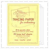 Image of Heavy Tracing Paper by Sublime Stitching