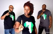 Image of Limited Edition Mighty Naija Tee