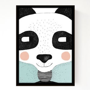 Image of A3 Big Panda