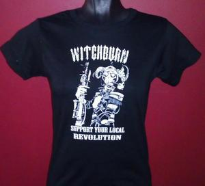 Image of Ladies Revolution T-Shirt