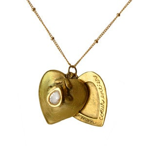 Image of Heart Swing Locket