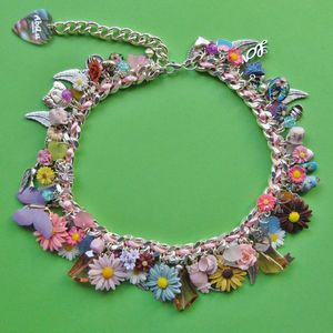 Image of Summer Day Dreamer Chunky Monkey Necklace