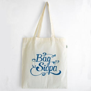 Image of Bag Siopa - <em>Welsh Shopping Bag</em>