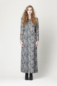 Image of MOSS MAXI DRESS