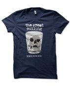 "Image of The Great Culling ""Drinking Glass"" T-Shirt"