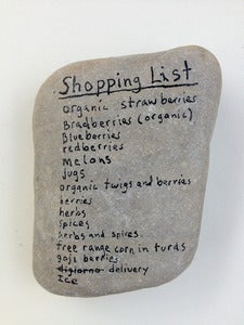 Image of Shopping List