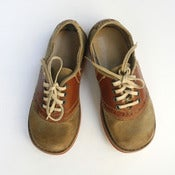 Image of Brown Vintage Shoes