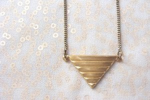 Image of Sweet Geometry mod.A Colgante / Necklace