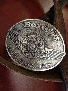 Image of Radial Specialist Belt Buckle