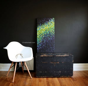Image of Bokeh: ROYALE painting