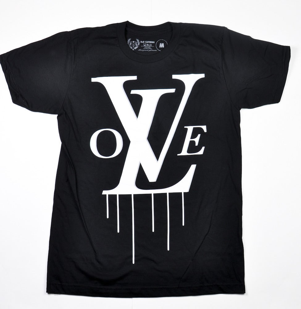 Image of Monogram Tee (Black)