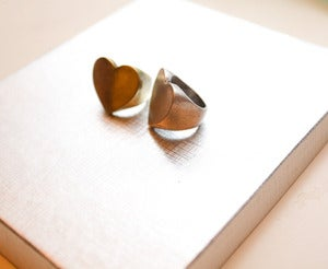 Heart and Star Rings