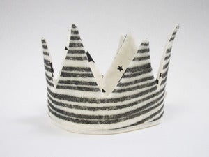 Image of Reversible Crown Deep Black