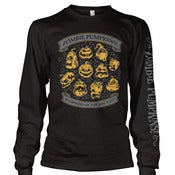 Image of Pumpkins of the Decayed Long Sleeve Shirt (Unisex)