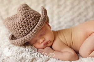 Image of Little Cowboy or Cowgirl hat