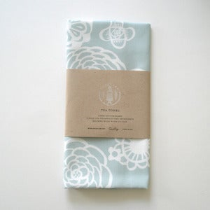 Image of Bouquet Tea Towel