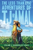 Image of TJ & Amal Volume 2 Graphic Novel
