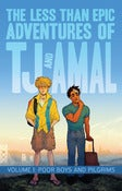 Image of TJ & Amal Volume 1 Graphic Novel