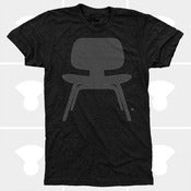 Image of Plywood Chair T-Shirt | Men 