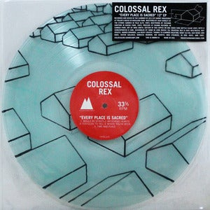 Image of Colossal Rex &quot;Every Place is Sacred&quot; 12&quot; EP