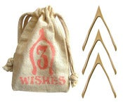 Image of Make 3 Wishes! - Faux Wishbone Set