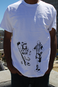 Image of The Bombers Tee.