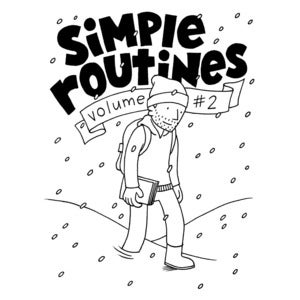 Image of JP Coovert &quot;Simple Routines Volume 2&quot;