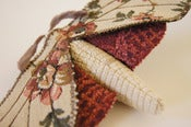 Image of Moth Butterfly Soft Sculpture Romantic Upholstery Fabric