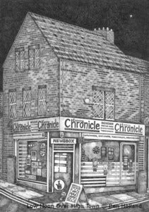 Image of Chronicle Shop