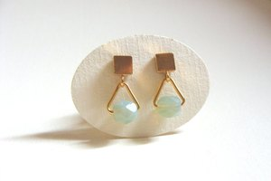 Image of Bacall Pendientes/Earrings