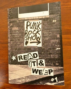 Image of 'Zine #1
