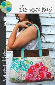 Image of Vera Bag Sewing Pattern