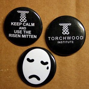 Image of Torchwood Pins